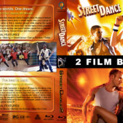 Street Dance Double Feature R1 Custom Blu-Ray Cover