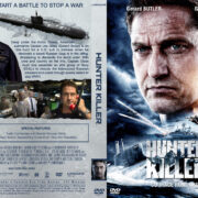 Hunter Killer (2018) R1 Custom DVD Cover