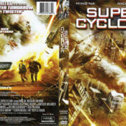 Super Cyclone (2012) R1 DVD Cover & Label