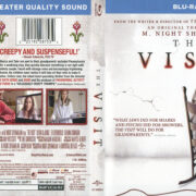 The Visit (2015) R1 Blu-Ray Cover