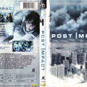 Post Impact (2004) WS R1 DVD Cover & Label