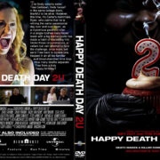 Happy Death Day 2U (2019) R1 Custom DVD Cover