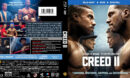 Creed II (2018) R1 Custom Blu-Ray Cover