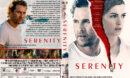 Serenity (2019) R1 Custom DVD Cover