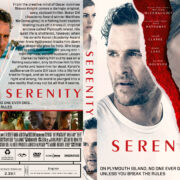 Serenity (2019) R1 Custom DVD Cover