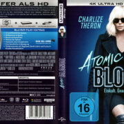 Atomic Blonde (2017) R2 4K UHD German Cover