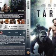 The Legend of Tarzan (2016) R2 4K UHD German Covers