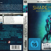 The Shape of Water (2017) R2 4K UHD German Cover