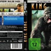 King Kong (2005) R2 4K UHD German Cover