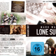Lone Survivor (2013) R2 4K UHD German Cover