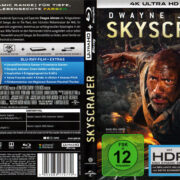 Skyscraper (2018) R2 4K UHD German Cover