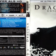 Dracula Untold (2014) R2 4K UHD German Cover