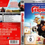 Ferdinand: Geht STIERisch ab! (2017) R2 4K UHD German Cover