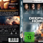 Deepwater Horizon (2017) R2 4K UHD German Cover