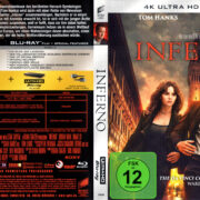Inferno (2016) R2 4K UHD German Cover