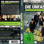 Now You See Me 2 (2016) R2 4K UHD German Cover
