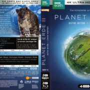 Planet Erde 2 (2017) R2 4K UHD German Cover