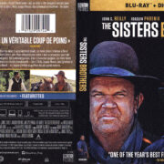 The Sisters Brothers (2018) R1 Blu-Ray Cover & Label