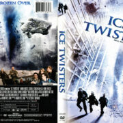 Ice Twisters (2009) WS R1 DVD Cover & Label