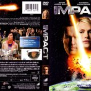 Impact (2009) WS R1 DVD Cover & Label