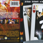 21 (2008) R1 Blu-Ray Cover & Label