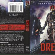Dredd (2012) R1 Blu-Ray Cover