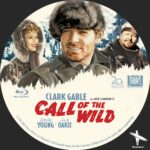 Call Of The Wild (1935) Custom BD Label