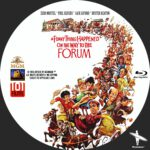 A Funny Thing Happened On The Way To The Forum (1966) Custom BD Label