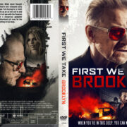 First We Take Brooklyn (2018) R1 DVD Cover