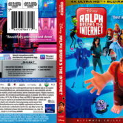 Ralph Breaks The Internet (2018) R1 4K UHD Cover