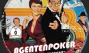 Agentenpoker (1980) Custom German BD Label
