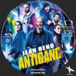 Antigang (2015) Custom German BD Label
