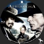 Appaloosa (2008) Custom BD Label