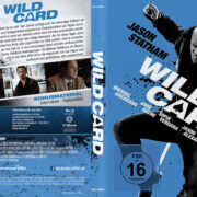 Wild Card (2015) R2 German Blu-Ray Covers & Label