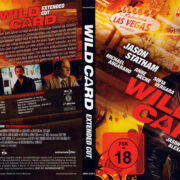 Wild Card (Extended Cut) (2016) R2 German Blu-Ray Cover & label