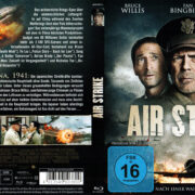 Air Strike (2018) R2 german Blu-Ray Cover