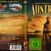 Australia (2008) R2 german Blu-Ray Covers & Label