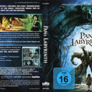 Pan's Labyrinth (2009) R2 german Blu-Ray Covers & Label