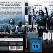 Domino - Live fast, Die young (2005) R2 German Blu-Ray Covers & Label