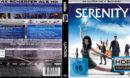 Serenity - Flucht in Neue Welten (2005) R2 German 4K UHD Cover