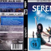 Serenity – Flucht in Neue Welten (2005) R2 German 4K UHD Cover