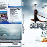 Serenity – Flucht in Neue Welten (2005) R2 german Blu-Ray Cover & label