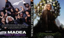A Madea Family Funeral (2019) R0 Custom DVD Cover & Label