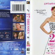 27 Dresses (2007) R1 Blu-Ray Cover & Label