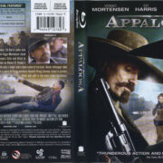 Appaloosa (2008) R1 Blu-Ray Cover & Labels