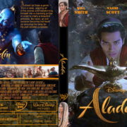 Aladdin (2019) R0 Custom DVD Cover