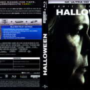 Halloween (2019) R2 German 4K UHD Covers