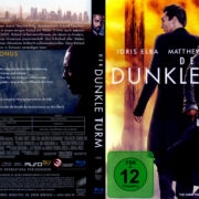 Der dunkle Turm (2017) R2 German Blu-Ray Cover