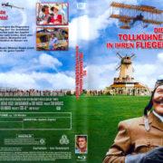 Die tollkühnen Männer in ihren fliegenden Kisten (1965) R2 German Blu-Ray Covers