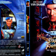 Streetfighter – Die entscheidende Schlacht (1994) R2 German Blu-Ray Covers